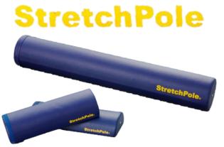 ストレッチポール(肩コリ・腰痛緩和)のイメージ