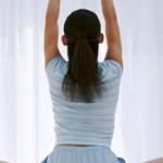 背筋を伸ばす,猫背,パーソナルトレーニング,大阪