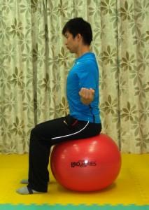 肩が前に出ている,運動,大阪,トレーニング