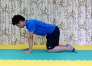 背骨,体操,エクササイズ,コア