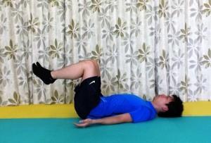 下腹部,体幹トレーニング,大阪,反り腰