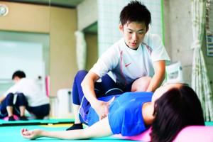 腹式呼吸,正しいやり方,大阪,パーソナルトレーニング