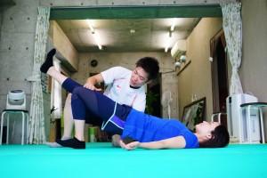パーソナルトレーニング,大阪,体幹,姿勢改善,引き締め