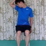 首,筋肉,伸ばす方法,大阪